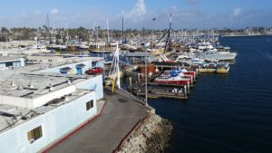 Marina Shipyard Long beach